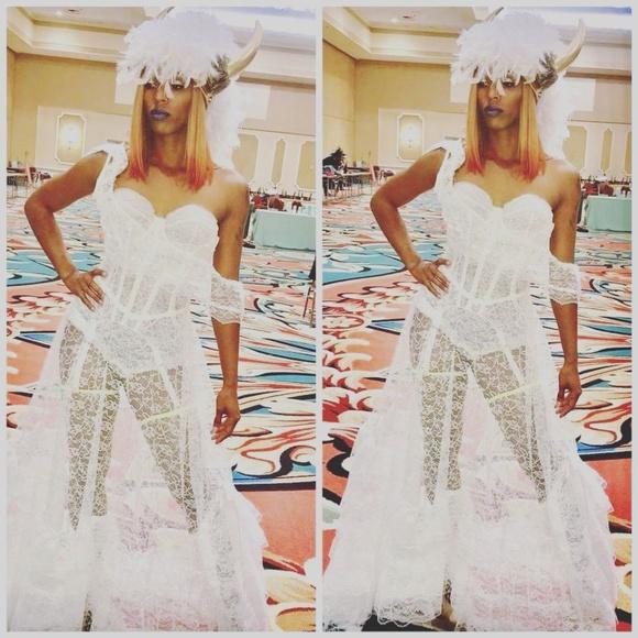 Vintage Dresses | Lace Wedding Gown | Poshmark